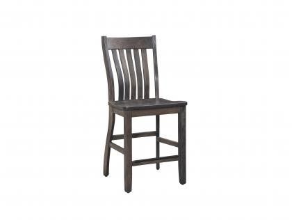 "Rocky Mountain 24"" Stationary Counter Chair"