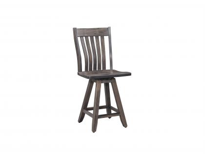 "Rocky Mountain 24"" Swivel Counter Chair"